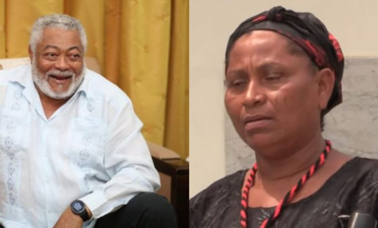 Family Of Rawlings Finally Speaks On His Alleged 52 Year Old Daughter Abigail Mawutor Rawlings