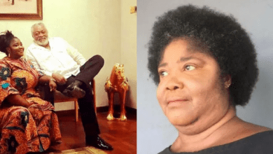 Kate Yeboah: Another Alleged Daughter Of JJ Rawlings Pops Up