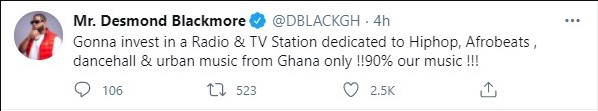 d black media house