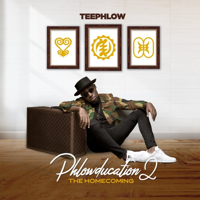 Teephlow Phlowducation 2 Album the homecoming