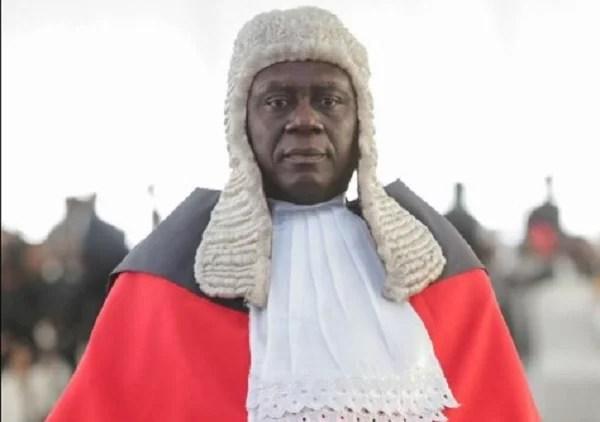 Chief Justice annim yeboah