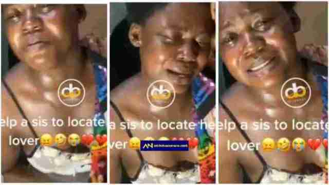 Drama As Ghanaian Lady Tears And Threatens To K¡ll Herself Because Kuami Eugene Has Refused To Love Her [Video]
