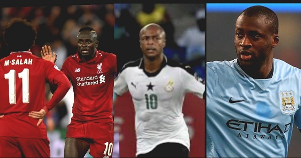 Dede Ayew Makes List Of African Best XI Of The Decade - [Checkout]