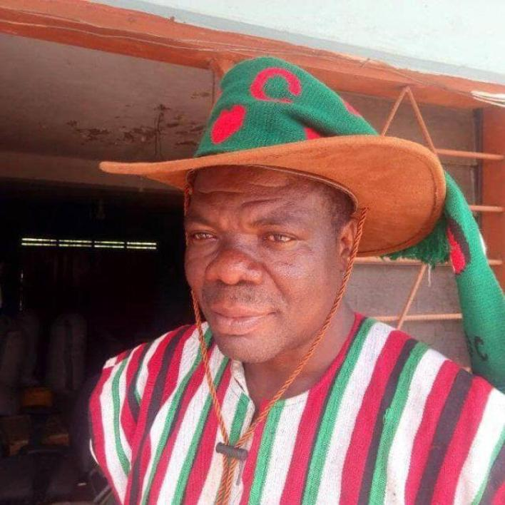 NDC George Wood Is Dead. Another Death Hit NDC Top Member. National Democratic Congress (NDC) Chairman for Kintampo North