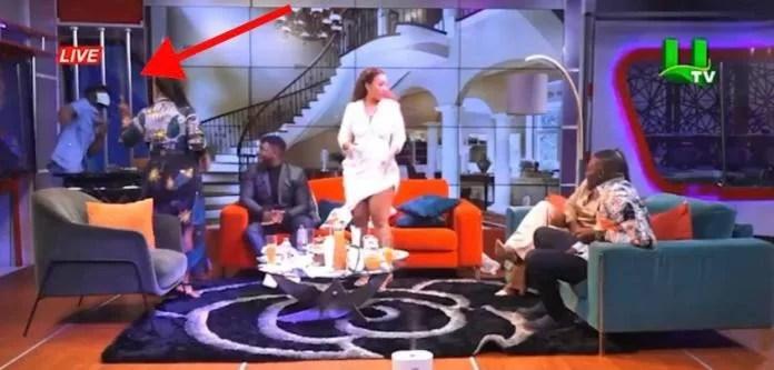 Nana Ama Mcbrown lashed Teacher Kwadwo for trying to dance with Hajia4Real