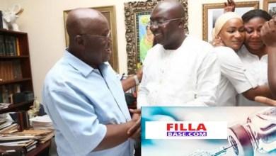 Akufo-Addo and Bawumiah