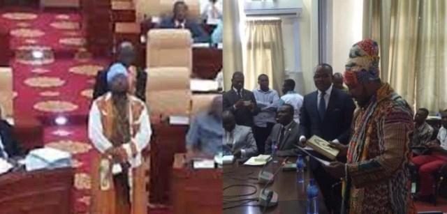 Blakk rasta parliament