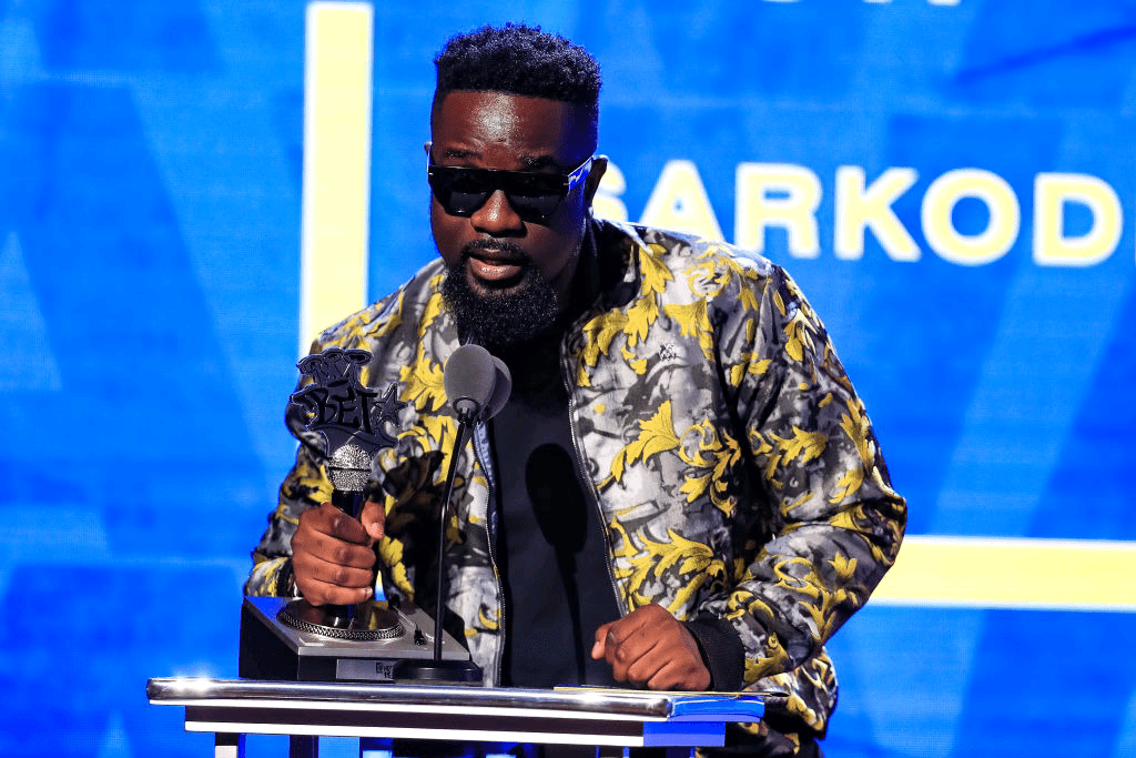 Why Sarkodie may never win a Grammy