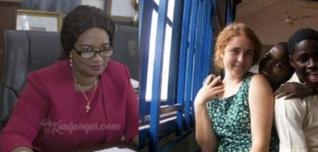 achimota headmistress admits foreign national