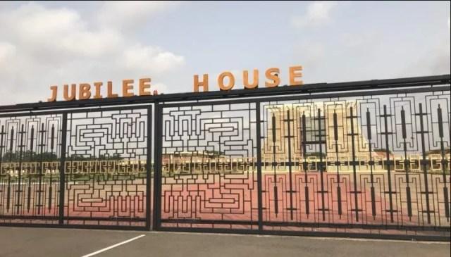 Earthquake jubilee house