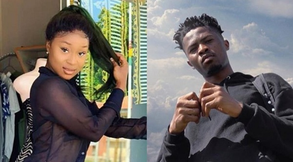 Efia Odo and Kwesi Arthur