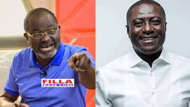 Kennedy Agyapong Proves How Captain Smart Was Arrested For Fraud (Audio)
