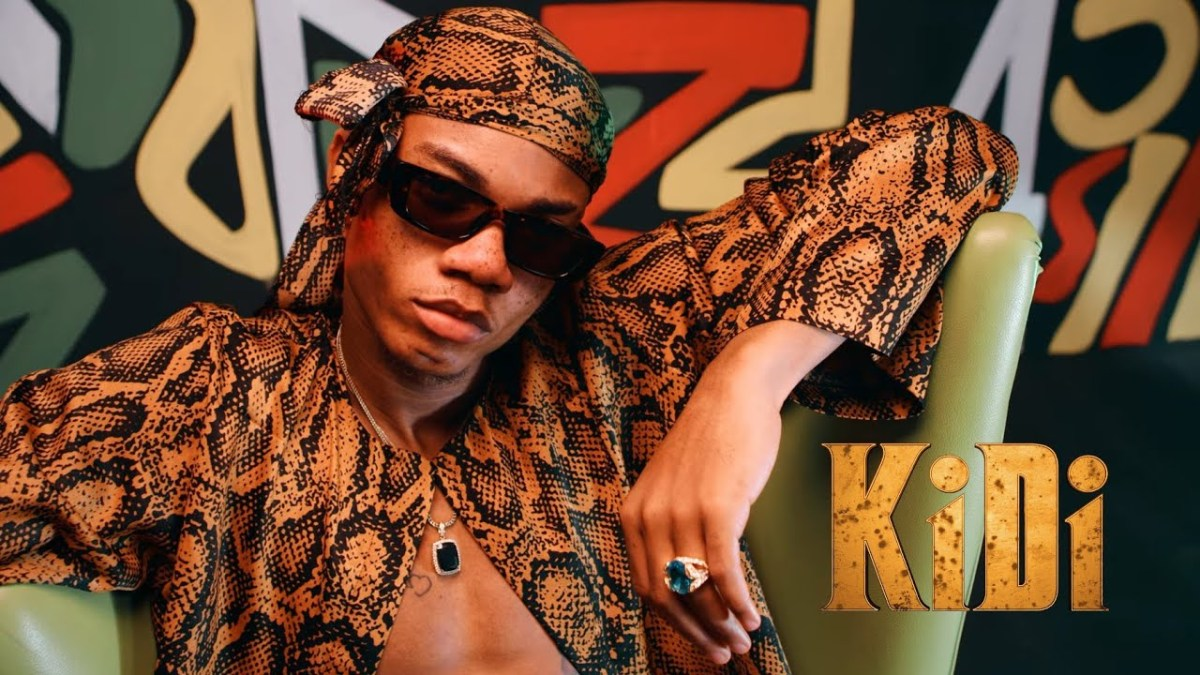KiDi Touch It Official Video