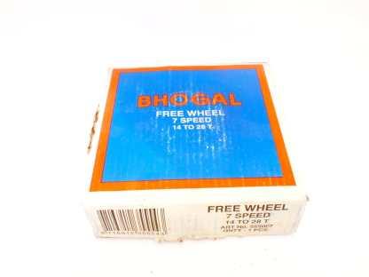 Bhogal 14-28T 7spd kierrepakka