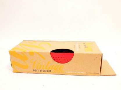Selle San Marco punainen nahkainen tankonauha