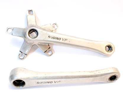 Sugino VP 175mm 110/74BCD triple kammet