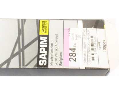 Sapim Leader 284mm 2,3mm pinna