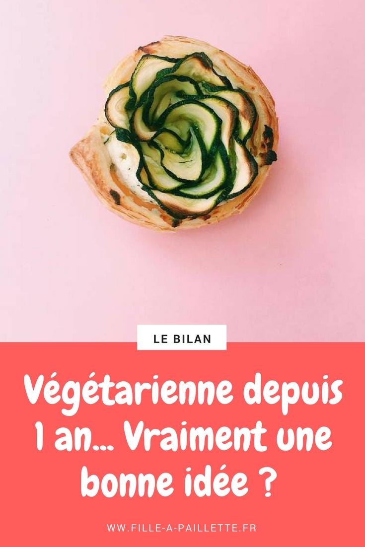 végétarienne depuis 1 an... vraiment le bon choix ?