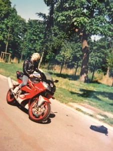 zx 600 r Kawasaki ma moto
