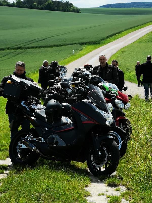 ride moto dans les vosges