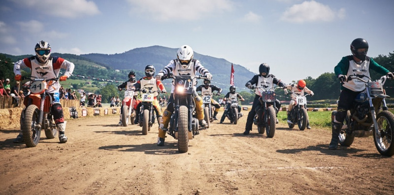 el rollo flat track wheels and waves 2019
