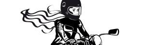 vêtement motarde et blog moto feminin