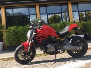 essai Ducati Monster 821 A2