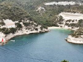 Bonifacio : road trip moto corse du sud