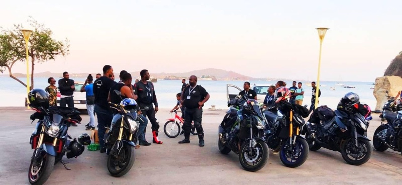 motards de Mayotte