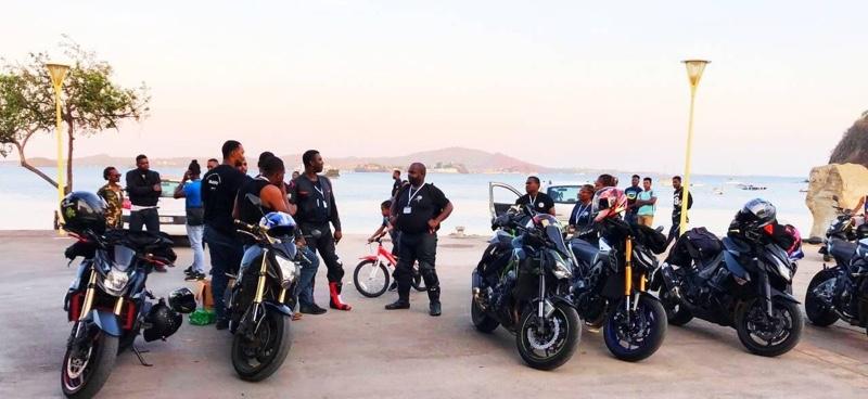 motards de Mayotte