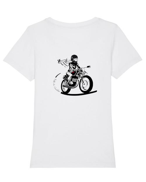 r=tee shirt blanc motarde