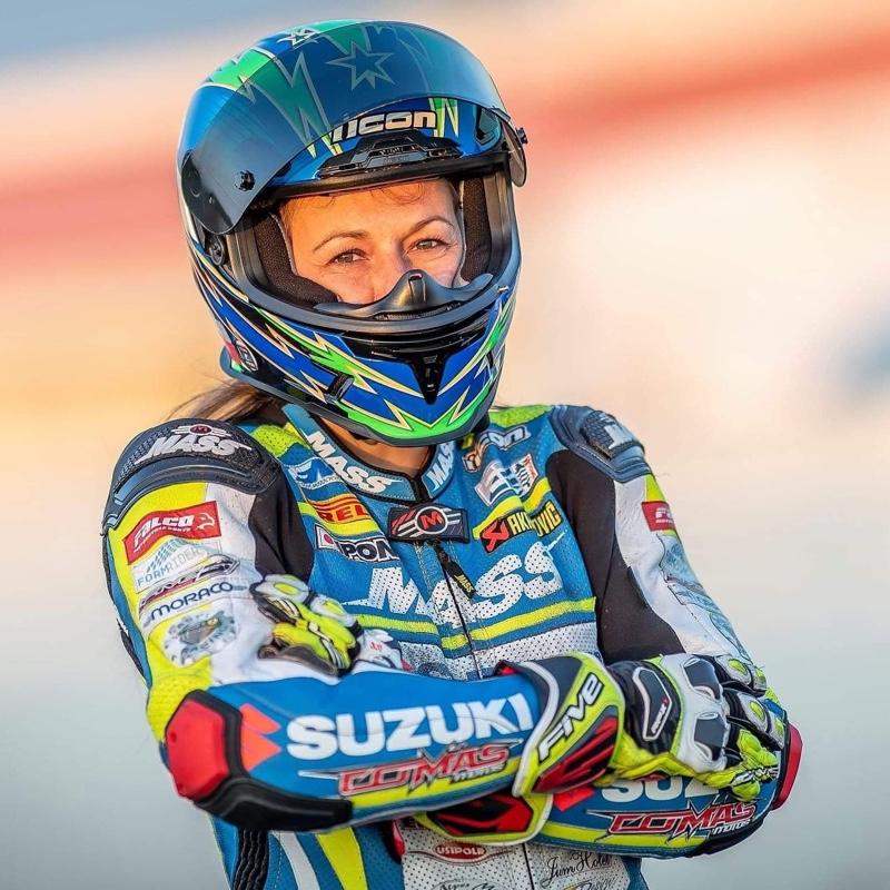 Margaux Wanham est une pilote féminine Française qui s'attaque à l'ultimate cup en 2020
