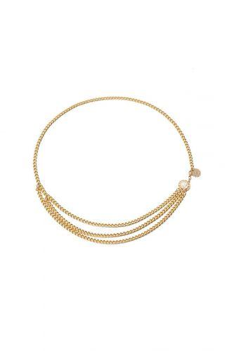 Chain Riem Goud – The golden way