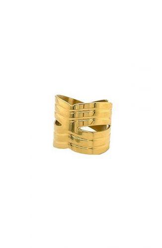 ZAG Bijoux Ring – Statement Goud