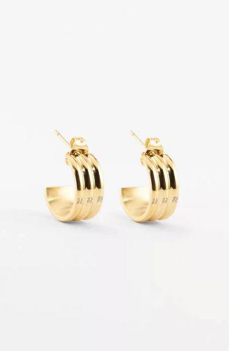 ZAG Bijoux Oorbellen – Golden Glam