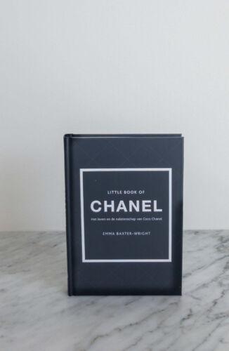 Koffietafelboek Chanel