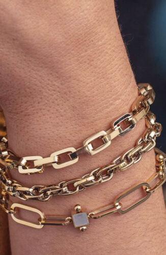 ZAG Bijoux Armband – Schakelarmband Goud