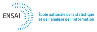ENSAI Ecole Nationale de la statistique et de l'analyse de l'information