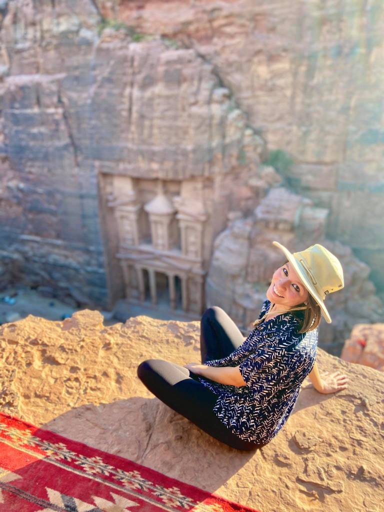 expatriation jordanie VIE