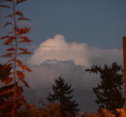 Puffy cloud 11-9-15
