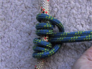 Knots and Carabiners