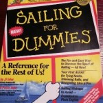 Sailing for Dummies Book