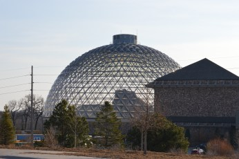 The iconic Desert Dome