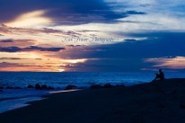 sunset watermark