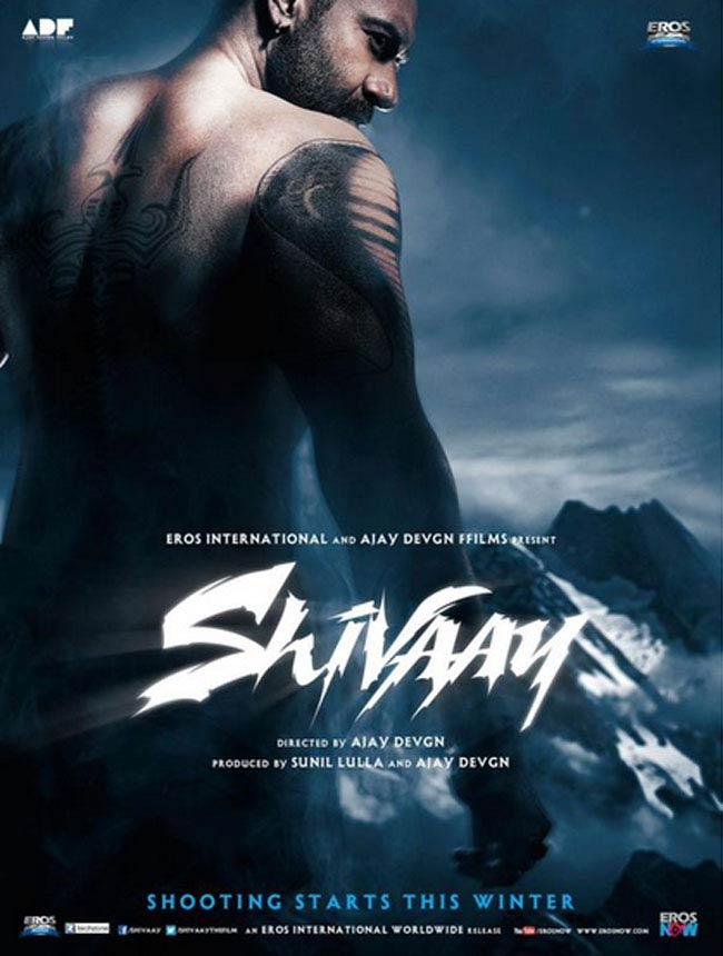 Shivaay | Motion Poster