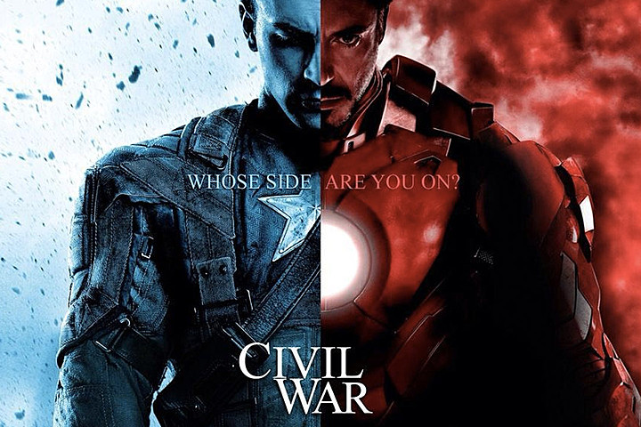Captain America Civil War First Trailer
