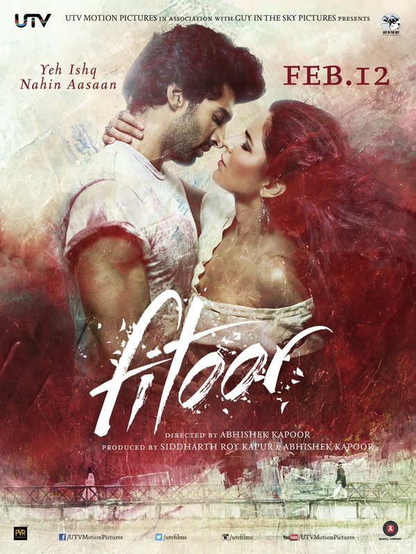 Fitoor Trailer Out Now