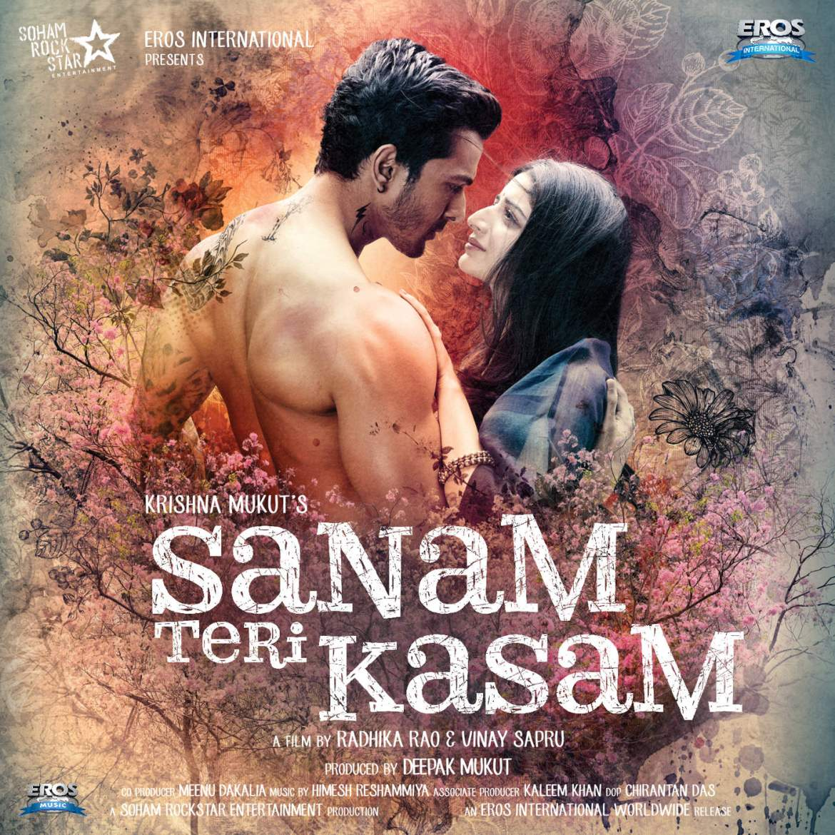Sanam Teri Kasam FIrst Love Story In February 2016