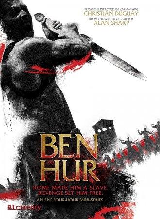 Ben-Hur Epic First Trailer
