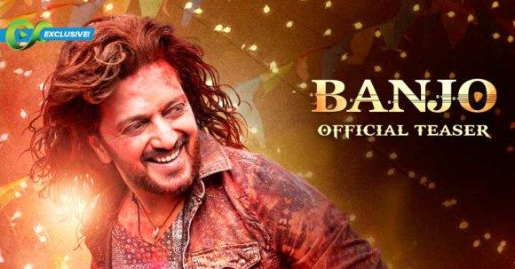 Banjo Official Teaser | Riteish Deshmukh, Nargis Fakhri